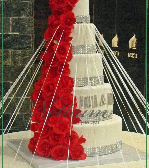 עוגת חתונה ארגנטינאית