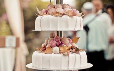 עוגת חתונה טקסנית