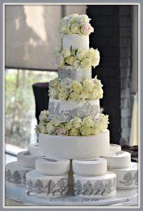 עוגת חתונה מחיר - ממוצע אצלינו בסטודיו
