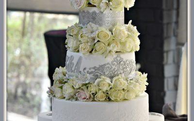 עוגת חתונה ענקית  עוגת חתונה גדולה