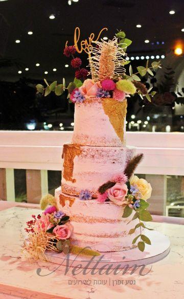 עוגות חתונה לחיפה